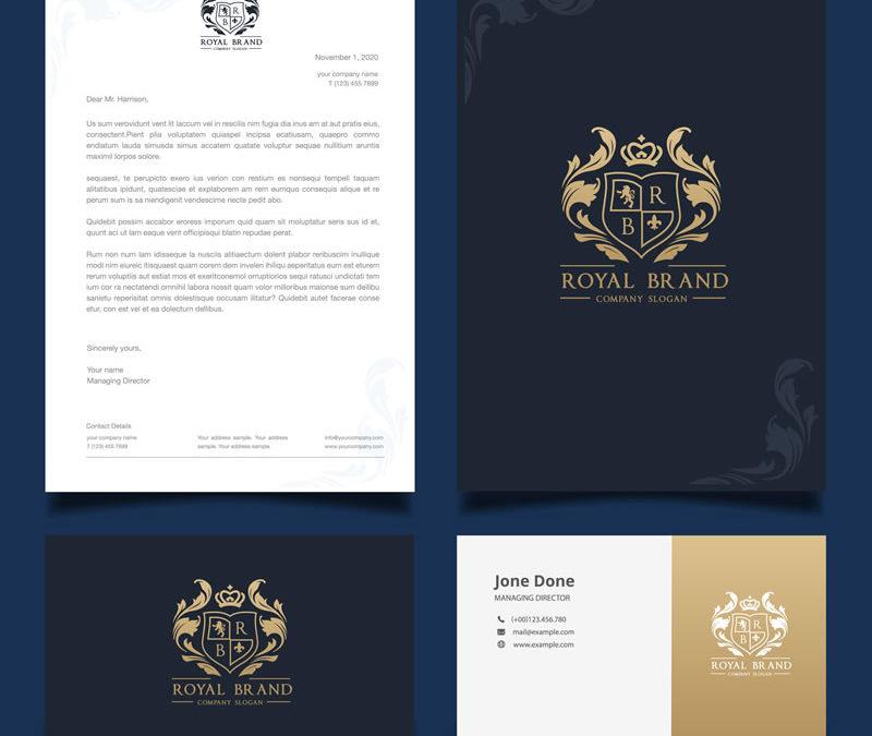 Letterhead Printing & Design Services