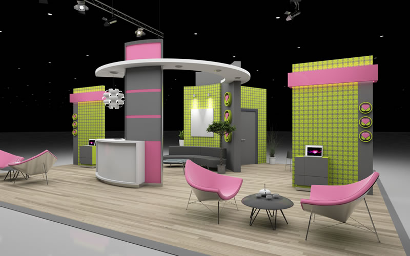Trade Show Displays – Just One Way To Increase Brand Recognition.