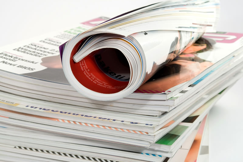 Magazine & Book Services