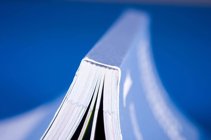 Perfect Binding Services At Easy Street Print